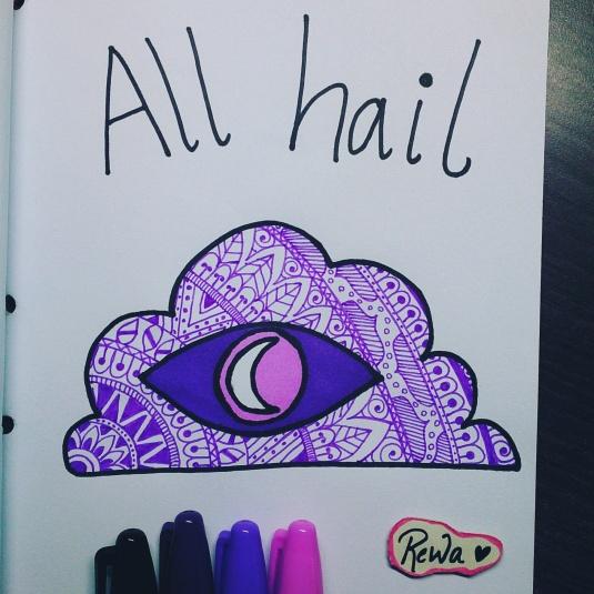 Day 9 - Purple